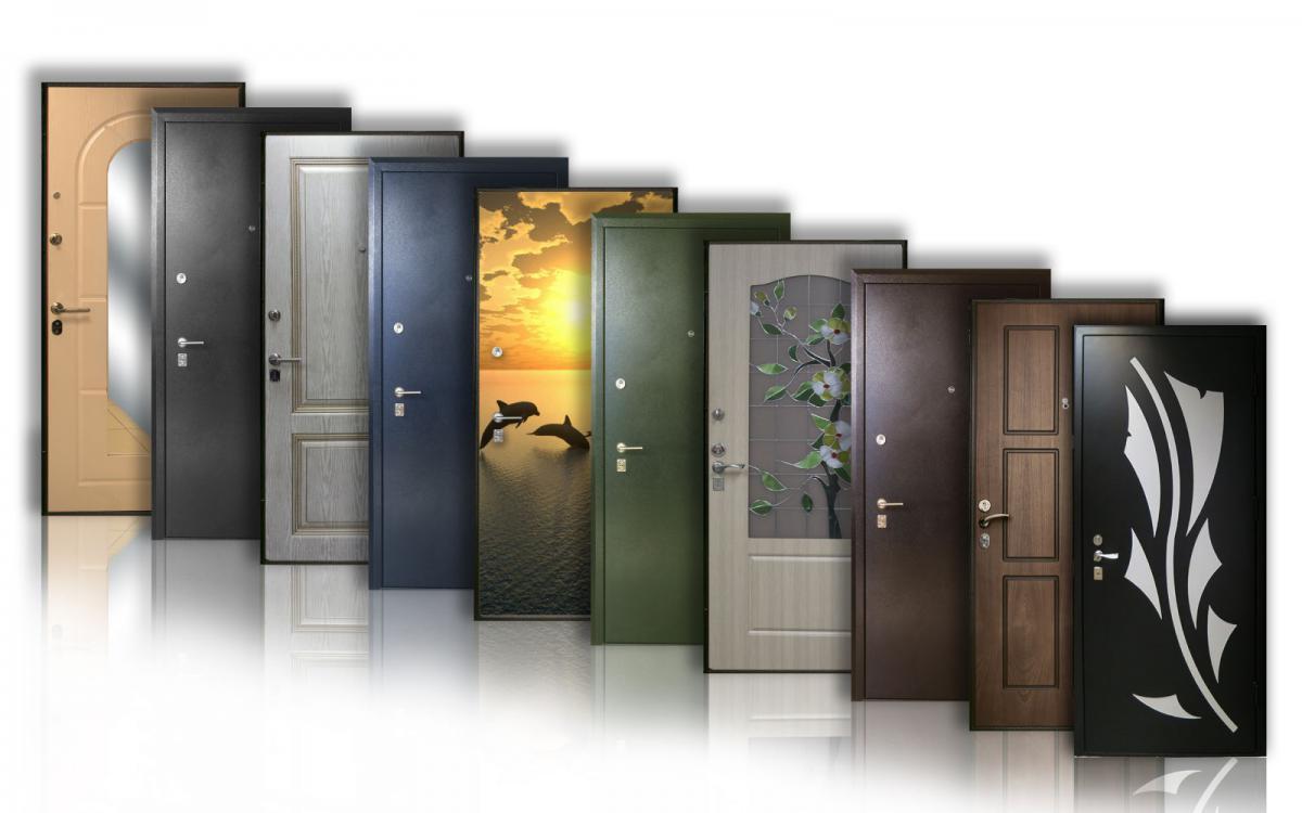стальные двери и железные двери